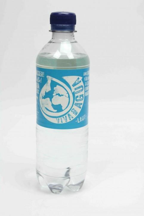 Viva con Agua - LAUT - 0,5 l PET
