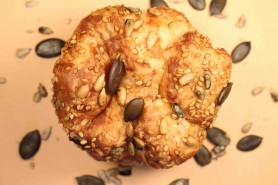 """Splitter Spluffin - """"Das Berliner Croissant"""" - herzhaft oder süß"""