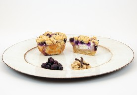Blaubeer-Cheesecake Spluffin